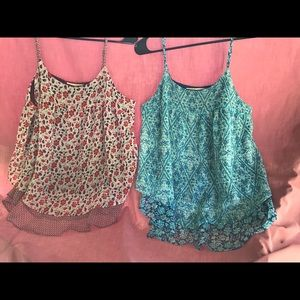 Ladies dress and/or casual tops.